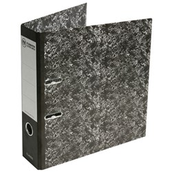 FM Classic Lever Arch File A4 Mottled Black
