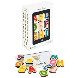 STEAM Marbotic Smart Letters Uppercase Educational Game