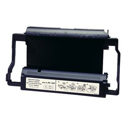 Brother PC-201 Thermal Fax Cartridge