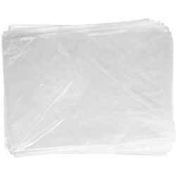 OfficeMax Cellophane Sheets 750x1000mm Clear, Pack of 25