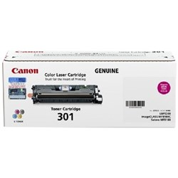 Canon CART301M Magenta Laser Toner Cartridge