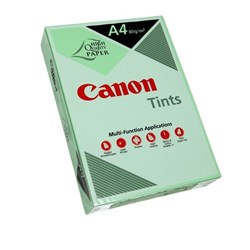 Canon Tints A4 80gsm Green Colour Copy Paper, Pack of 500