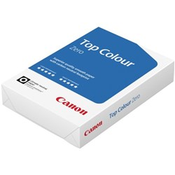 Canon A4 250gsm Top Colour Zero Digital & Laser Paper, Pack of 250