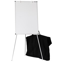 OfficeMax Flip Chart Board & Whiteboard Easel Combo 600x900mm