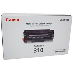 Canon CART310 Black Laser Toner Cartridge