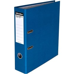 OfficeMax Lever Arch Board File A4 Blue
