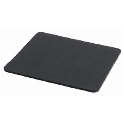 OfficeMax Mouse Pad Latex Free 230x195mm Black