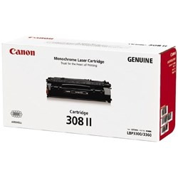 Canon CART308II Black Laser Toner Cartridge High Yield