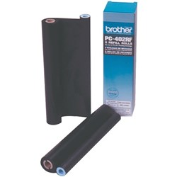 Brother PC-402RF Thermal Fax Cartridge Refills, Pack of 2