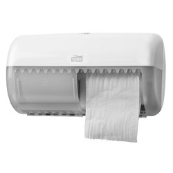 Tork T4 Conventional Toilet Tissue Dispenser 557000 White