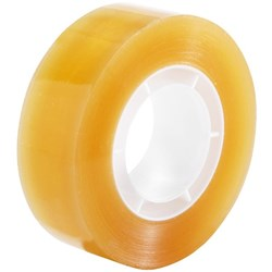 OfficeMax Cellulose Tape 18mm x 33m Clear