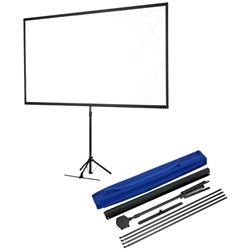 Epson Projection Screen With Tripod & Carry Bag 80 Inch