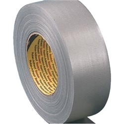 Scotch® Premium Cloth Tape 48mm x 30m Silver