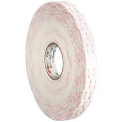 3M&#153 VHB&#153 4950 Double-Sided Acrylic Foam Tape 19mm x 33m