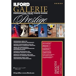 Ilford Galerie A4 310gsm Inkjet Photo Paper Smooth Pearl, Pack of 100