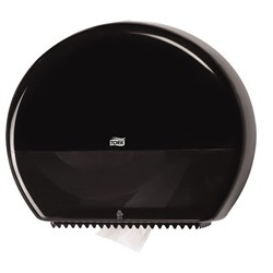 Tork T1 Jumbo Toilet Tissue Dispenser 554038 Black