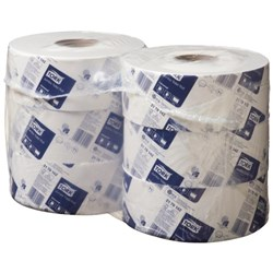 Tork T1 Universal Jumbo Toilet Tissue 1 Ply 2179142, Carton of 6