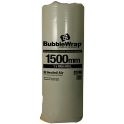 Bubble Wrap Poly 1500mmx100m