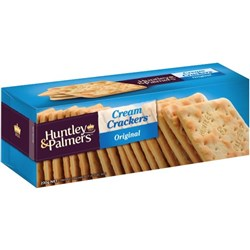 Huntley & Palmers Original Cream Crackers 230g
