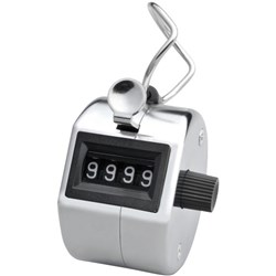Acme Hand Tally Counter 4-Digit