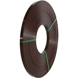 Steel Strapping Ribbon Wound 16x0.50mm 15kg