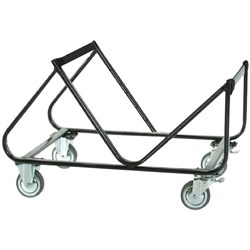 Trolley for Link Stacking Chair Black Frame