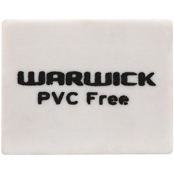 Warwick Eraser Medium 32x26mm