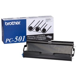 Brother PC-501 Thermal Fax Cartridge