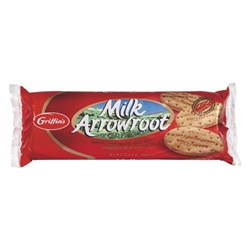 Griffin's Milk Arrowroot Biscuits 250g