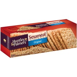 Huntley & Palmers Sesameal Crackers 200g