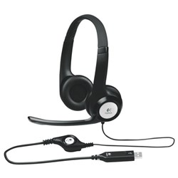 Logitech H390 ClearChat Comfort Computer Headset