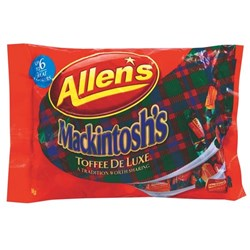 Allen's Mackintosh's Toffees 1kg