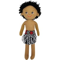 Maori Boy Soft Doll 400mm