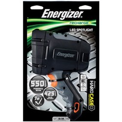 Energizer HCSPR61 Rechargeable Spotlight Torch