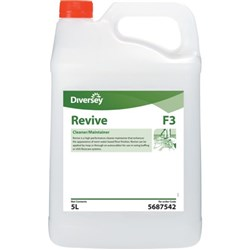 Diversey Revive Floor Cleaner & Maintainer 5L