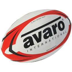 Avaro Senior Touch Rugby Ball