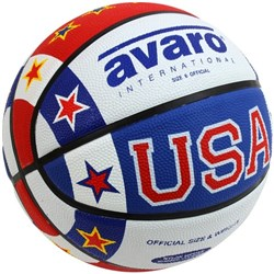 Avaro Basketball Ball Mini Size 5