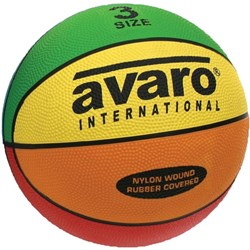 Avaro Basketball Ball Size 3