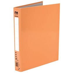 FM Ringbinder 2D A4 Pastel Sunset Orange