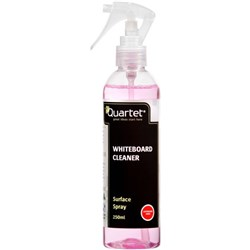 Quartet Whiteboard Spray Cleaner 250ml