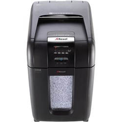Rexel Stack & Shred Auto+ 300M Micro Cut Shredder Medium Duty