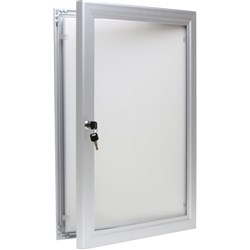 Outdoor Lockable Poster Frame A4