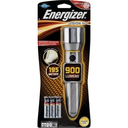 Energizer Vision HD Metal LED Torch 6AA