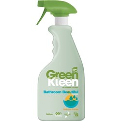 Green Kleen Bathroom Beautiful Cleaner Trigger 500ml