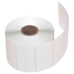 Visitor Rego Labels Seiko Compatible 54x101mm, Roll of 220