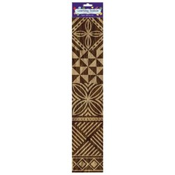 NZ Pasifika Wall Border 110x515mm