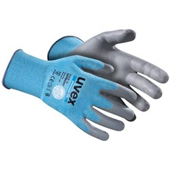 Uvex Phynomic C5 Cut Resistant Safety Glove Size 8, Pair