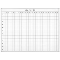 Boyd Visuals Porcelain Year Planner 900x1200mm