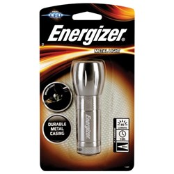 Energizer Compact Metal Light Torch