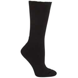 JB's Wear Bamboo Work Socks King Size Black